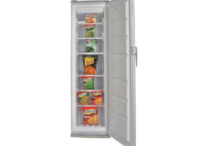Westpoint Upright Freezer Wvi3114Ei Steel Finish 270L