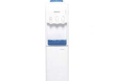 Crown Tech 3 Tap Water Dispenser with Freezer, White – WDCT-F