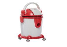 Suntron 1800W Vacuum Cleaner, Red – SNVC001