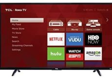 TCL 43 Inch Full HD Smart LED TV