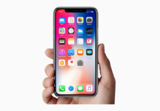 iPhone X 64 GB & 256 GB